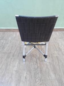 Cadeira Savana com estofado
