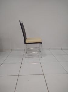 Cadeira Imperial estofada