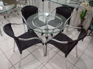 Cadeira Calais Reforço em X