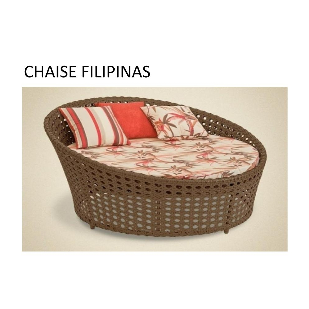 Chaise Filipinas / 1.60m