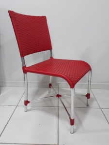 Cadeira alpinea trama dupla