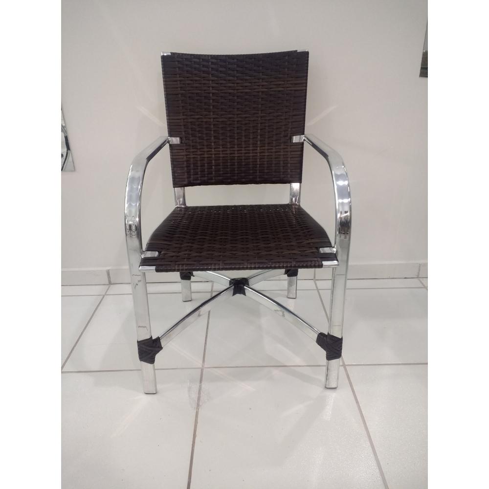 Cadeira Savana com braço -